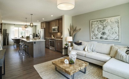The Rundle living room kitchen 2200pixels